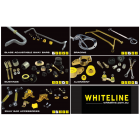 Estabilizadoras Whiteline Subaru Impreza 2003-2004  STI
