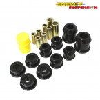 Energy Suspension Front Control Arm Bushings Black (Civic 91-96/Del Sol/Integra 94-01)
