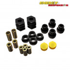 Silentblocks Horquillas Delanteras Energy Suspension Negros (Civic 95-01 Non-VTi)