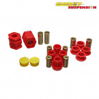 Energy Suspension Front Control Arm Bushings Red (Civic 95-01 VTi)