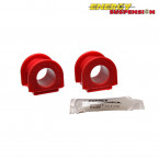 Silentblocks de la Estabilizadora Delantera Energy Suspension 24mm  rojos (Integra 94-01)