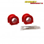 Silentblocks Estabilizadora Delantera Energy Suspension 22mm Rojos (Civic 91-96/Del Sol VTi)