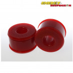 Silentblocks Brazos Traseros de Suspension Energy Suspension Rojos (Civic/CRX 87-01/Del Sol/Integra 90-01)