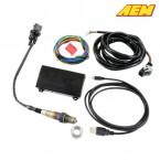 Sonda de Banda Ancha y sensor Temperatura Gases de Escape AEM X-WiFi  (Universal)