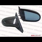 Espejos Manuales Aerodynamics Replica Spoon en Carbono  (Civic 87-91 3dr/CRX 87-93)