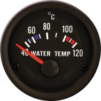 Classic Style Water Temperature Gauge 52mm (Universal)