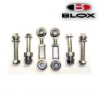 Tirantes Blox  Regulables para la Estabilizadora Trasera (Civic 91-01/Del Sol/Integra DC2)