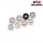 Reten Arbol de Levas BLOX Racing en color Gunmetal (Honda B series  87-02/Accord 98-03 2.2 Type R/Prelude 92-01 2.2&2.3)