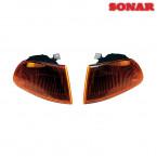 Intermitentes Sonar color Naranja Oscuro (Civic 91-96 2/3dr)