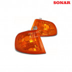 Luces de Cruce Sonar  en color Naranja  (Civic 91-96 2/3dr)