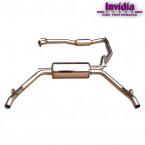 Linea de Escape Invidia Homologada Q300 (Civic 06-12 1.8i Type-S)