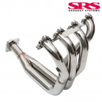 Colector de Escape SRS  4-2-1 inox  (Honda D-Engines)