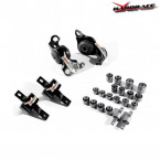 Kit de Silentblocks Hardrace 24 piezas (Integra 94-01)