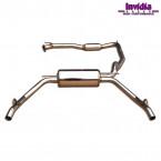Linea de Escape Invidia Homologada G200 (Civic 07-12 Type-R)