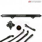 Sistema K-Tuned de Tuberias y Rampa de Gasolina para KSwap (K series  01-06)