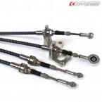 Cables y Soporte de Palanqueria K-Tuned version Race-(K series  01-06)