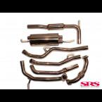 Linea de Escape SRS G600 inox (Civic 07-12 3/5dr 1.8i Type-S)