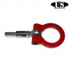 Tow Hook trasero color Rojo (S2000)