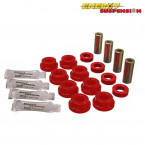 Silentblocks Brazos Traseros  Energy Suspension Rojos  (Civic 89-96/CRX 89-93)